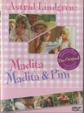 Astrid Lindgren: Madita/Madita & Pim (DVD) für 14,99 Euro