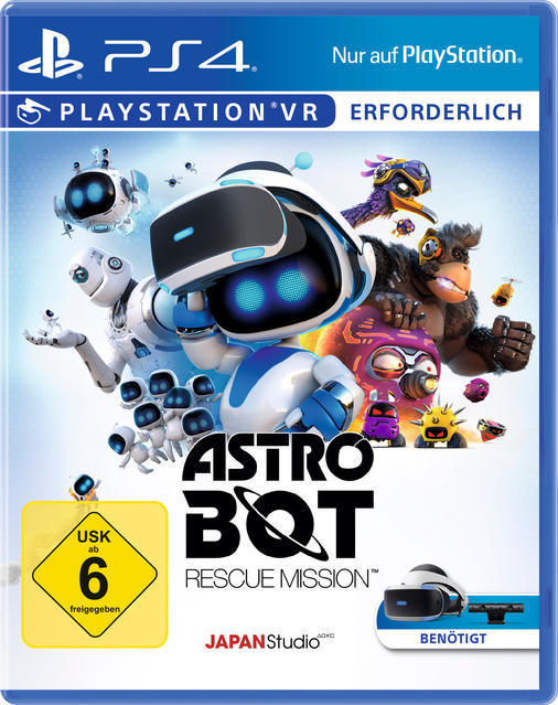 Astro Bot Rescue Mission (PlayStation 4) für 19,00 Euro