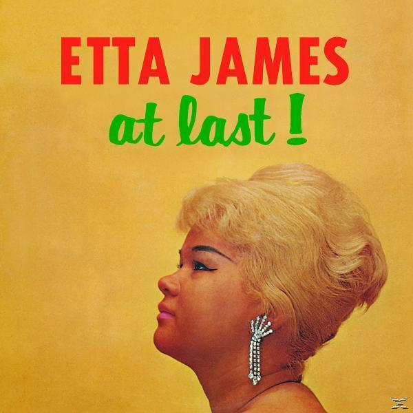 At Last! (James Etta) für 7,79 Euro