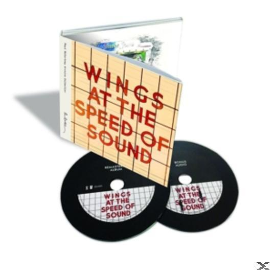 At The Speed Of Sound (2014 Remastered) (Wings) für 18,99 Euro