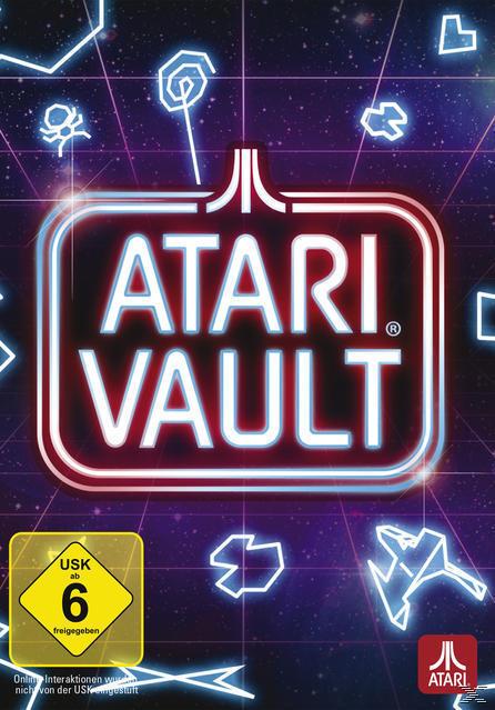 Atari Vault (Software Pyramide) (PC) für 15,00 Euro