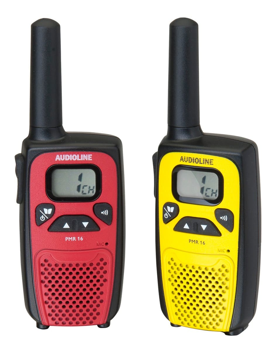 Audioline PMR 16 für 24,95 Euro
