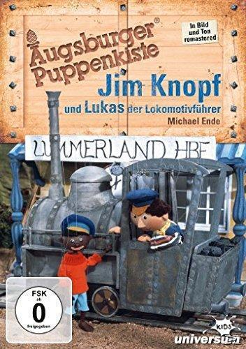 Augsburger Puppenkiste - Jim Knopf und Lukas der Lokomotivführer (DVD) für 9,99 Euro