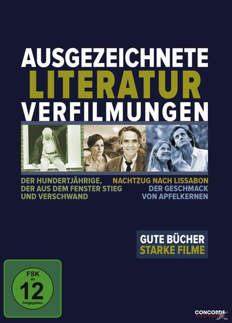 Ausgezeichnete Literaturverfilmungen (DVD) für 13,64 Euro