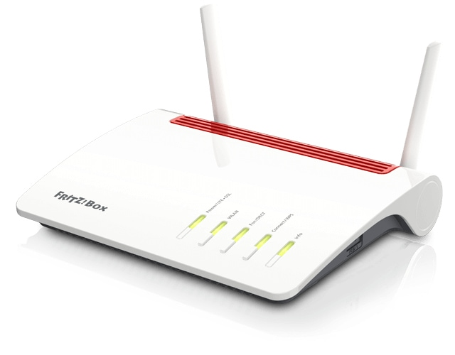 AVM FRITZ!Box 6890 LTE Router High-End-WLAN AC+N Telefonie-Funktionen für 309,00 Euro