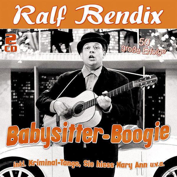 Babysitter-Boogie-50 Große Erfolge (Ralf Bendix) für 8,99 Euro