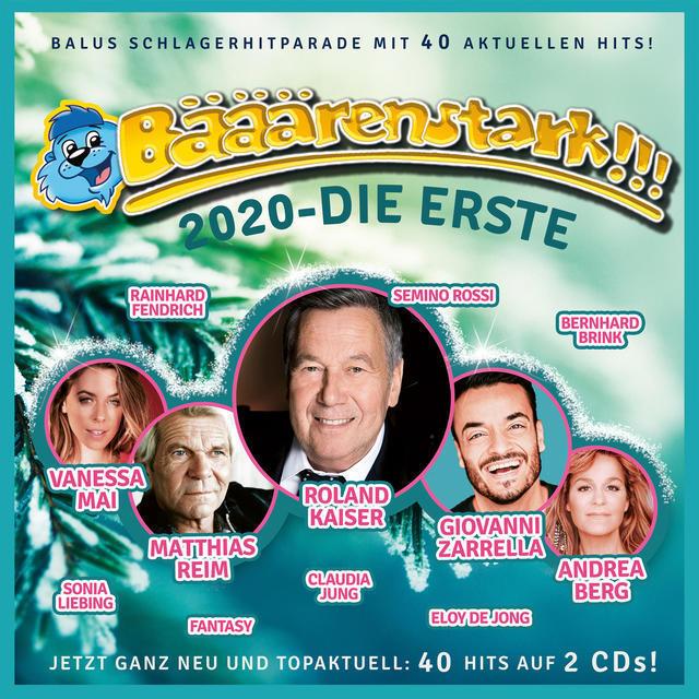 Bääärenstark!!! 2020 - Die Erste (VARIOUS) für 21,99 Euro
