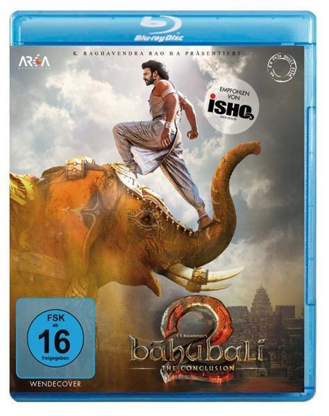 Bahubali 2 - The Conclusion (BLU-RAY) für 17,99 Euro