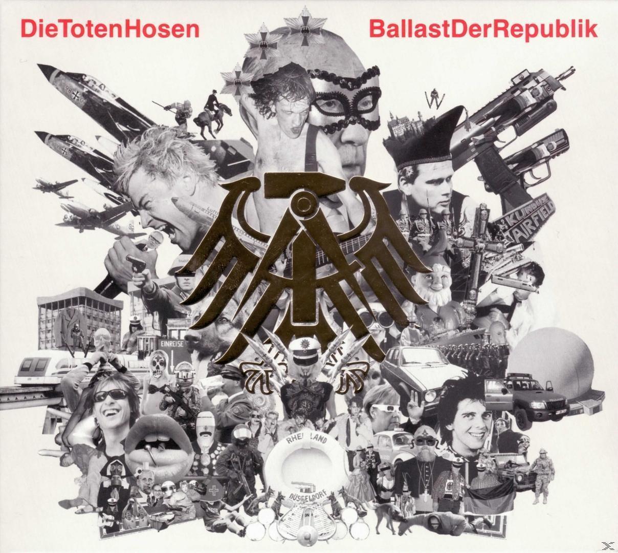Ballast Der Republik (Die Toten Hosen) für 19,99 Euro