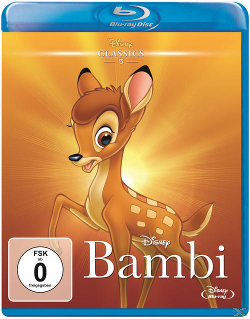 Bambi Classic Collection (BLU-RAY) für 12,99 Euro