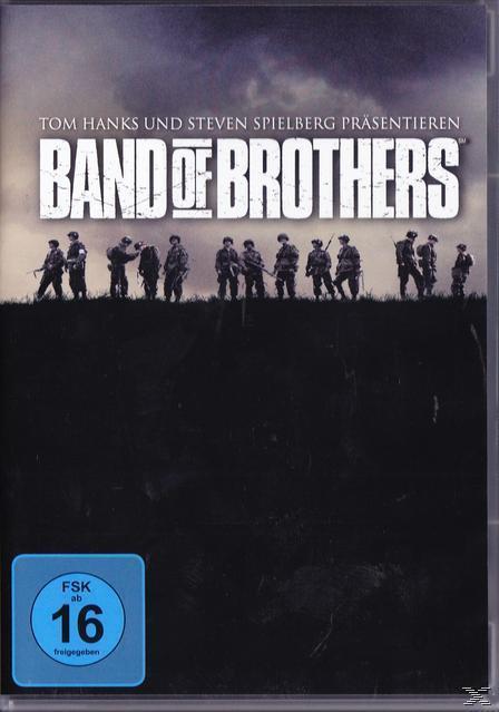Band of Brothers - Wir waren wie Brüder DVD-Box (DVD) für 15,99 Euro