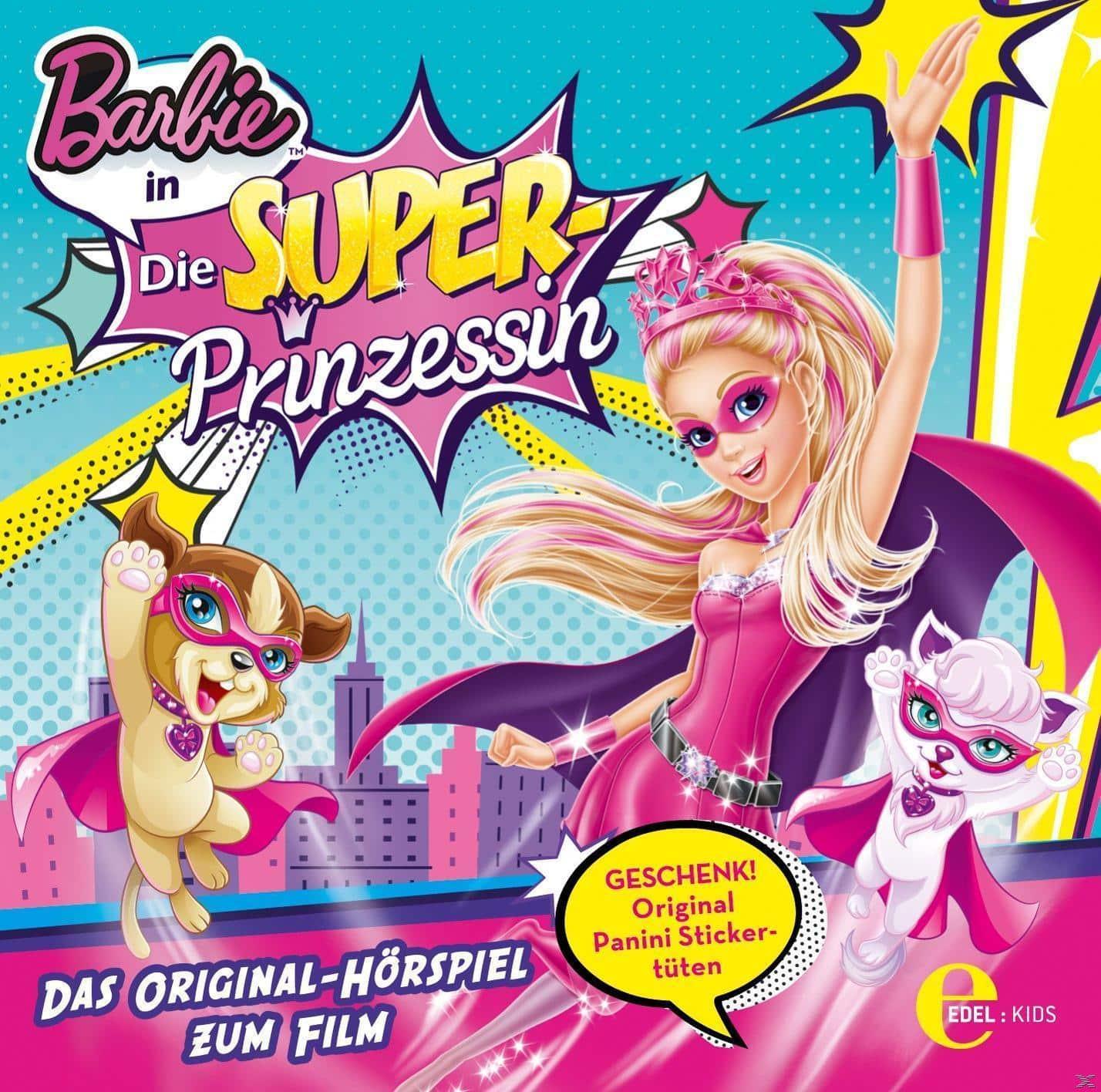 Barbie In Die Superprinzessin