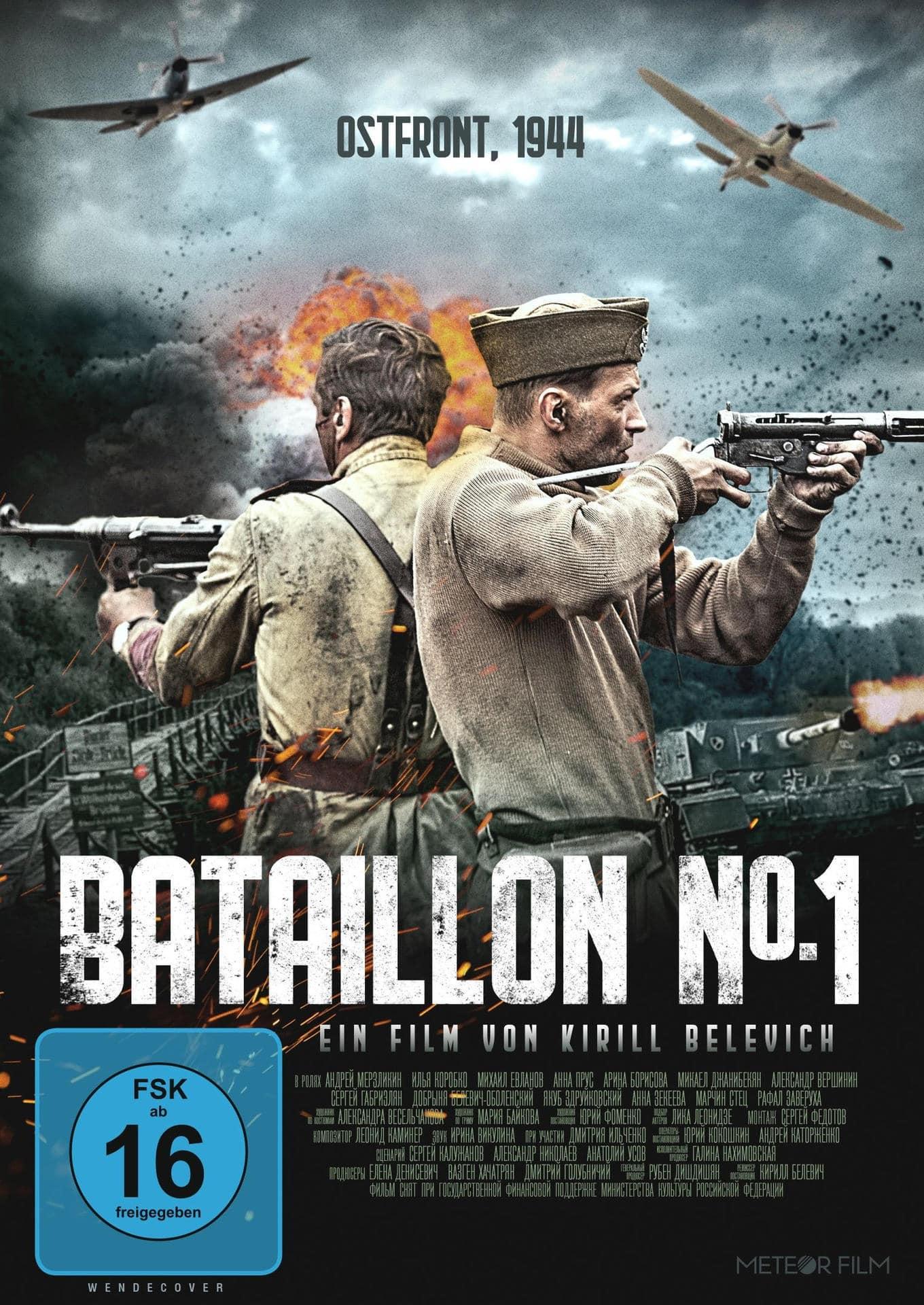 Bataillon Nº 1 (DVD) für 12,99 Euro