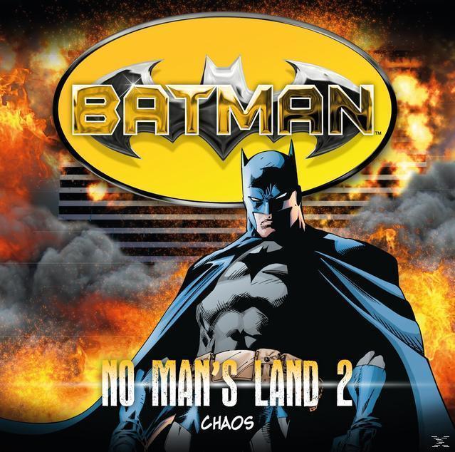 Batman: No Man's Land 02 - Chaos (CD(s)) für 8,99 Euro