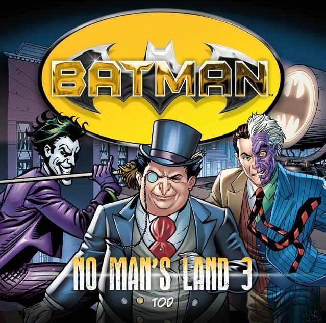 Batman: No Man's Land 03 - Tod  (CD(s)) für 8,99 Euro