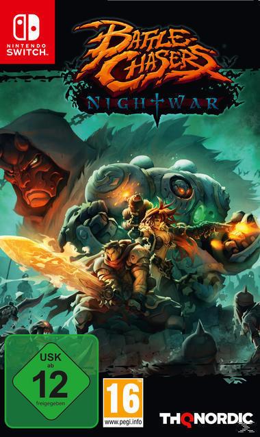 Battle Chasers: Nightwar (Nintendo Switch) für 19,99 Euro