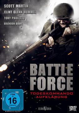 Battle Force - Todeskommando Aufklärung (DVD) für 7,99 Euro