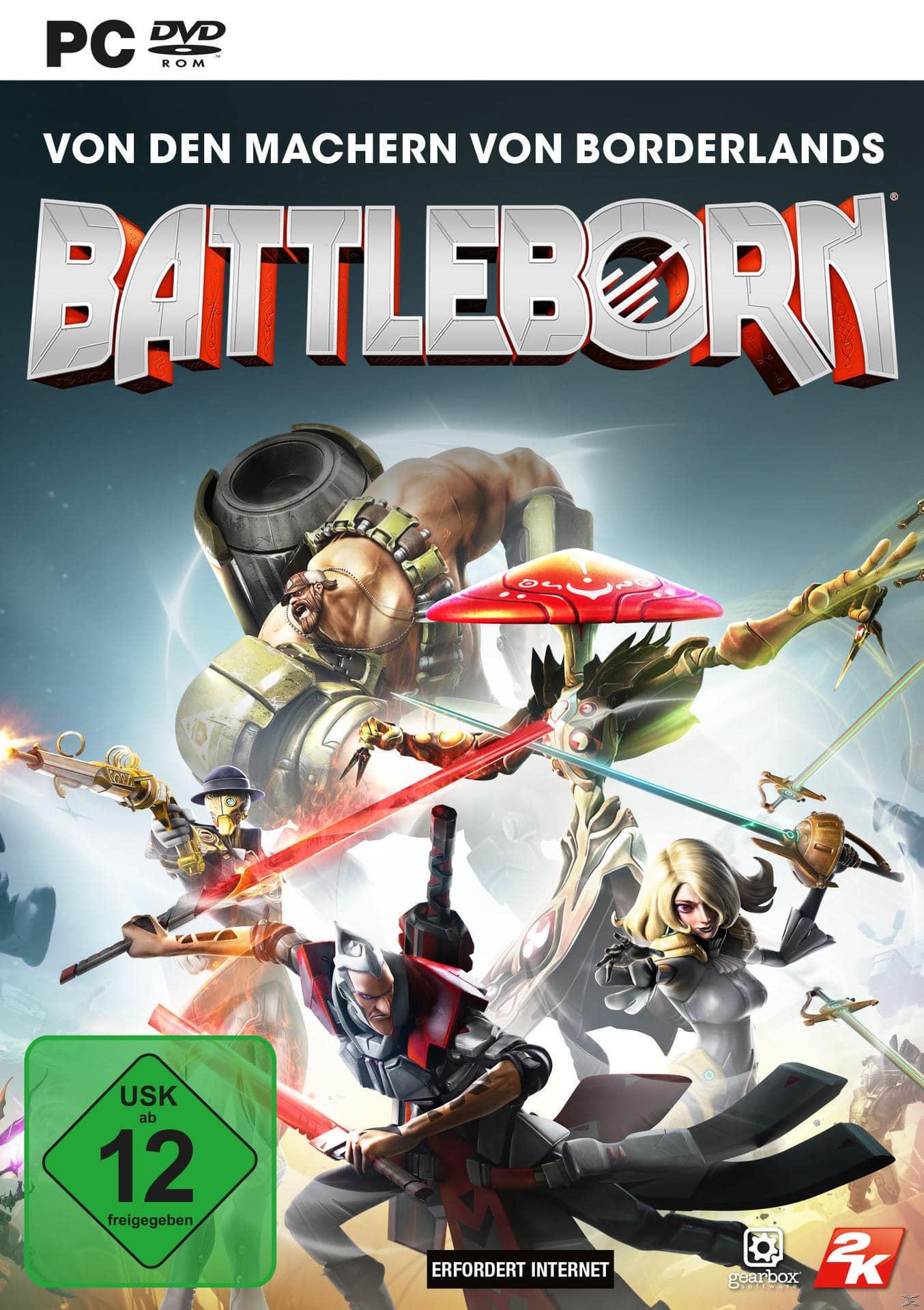 Battleborn (PC) für 4,99 Euro