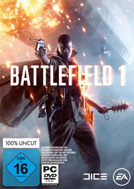 Battlefield 1 (PC) für 15,00 Euro