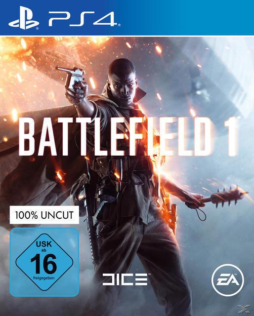 Battlefield 1 (PlayStation 4) für 59,99 Euro