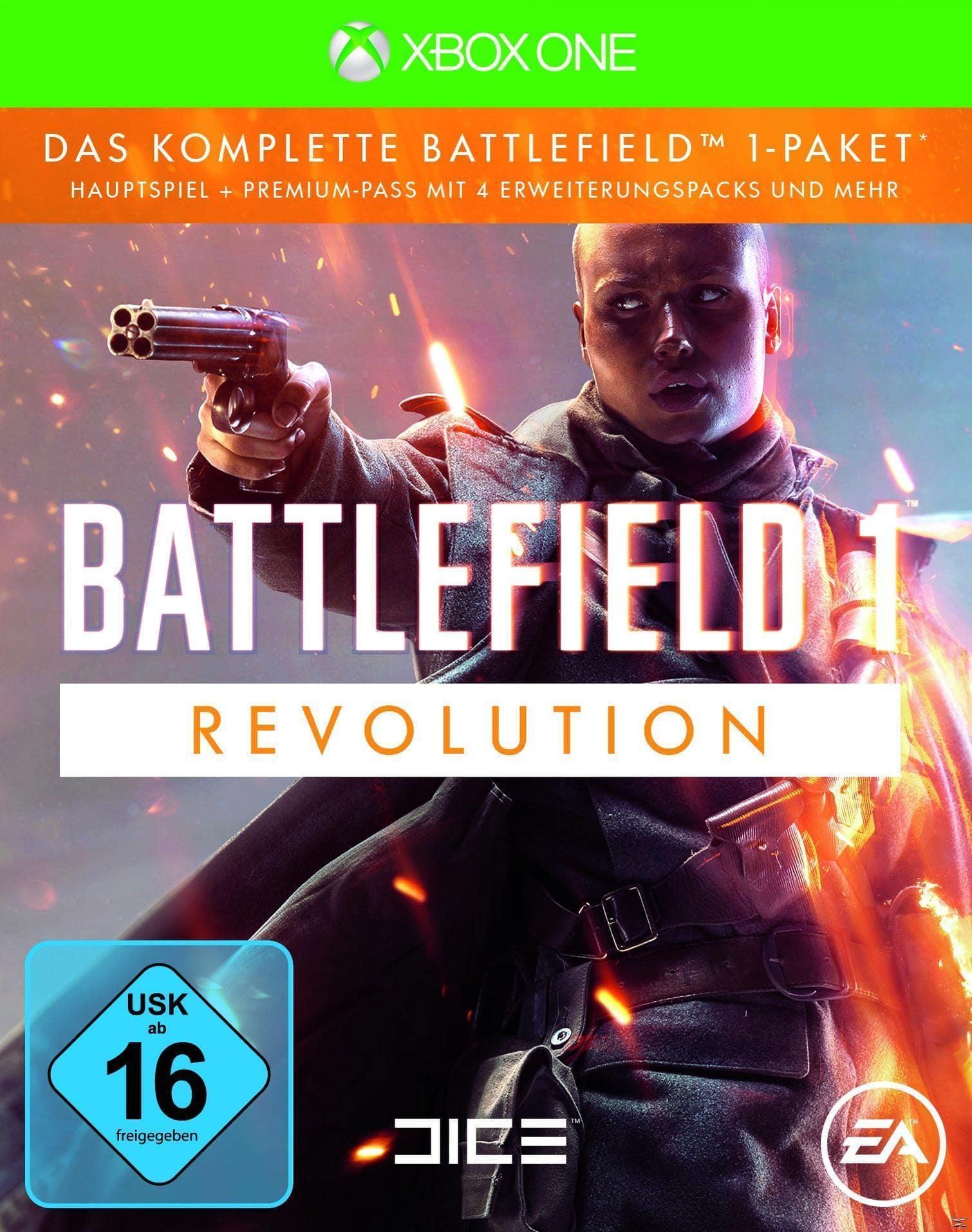 Battlefield 1 - Revolution Edition (Xbox One) für 19,99 Euro