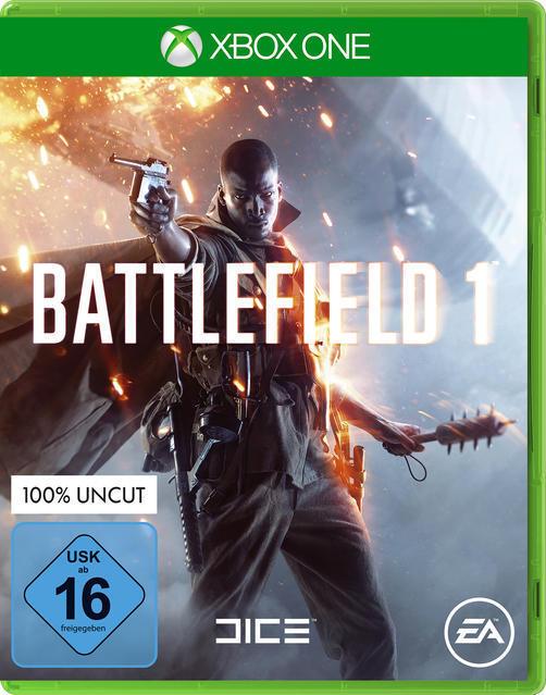 Battlefield 1 (Xbox One) für 20,00 Euro