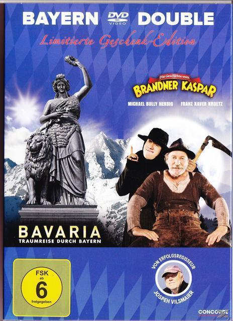 Bavaria - Traumreise durch Bayern, Die Geschichte vom Brandner Kaspar (DVD) für 7,99 Euro