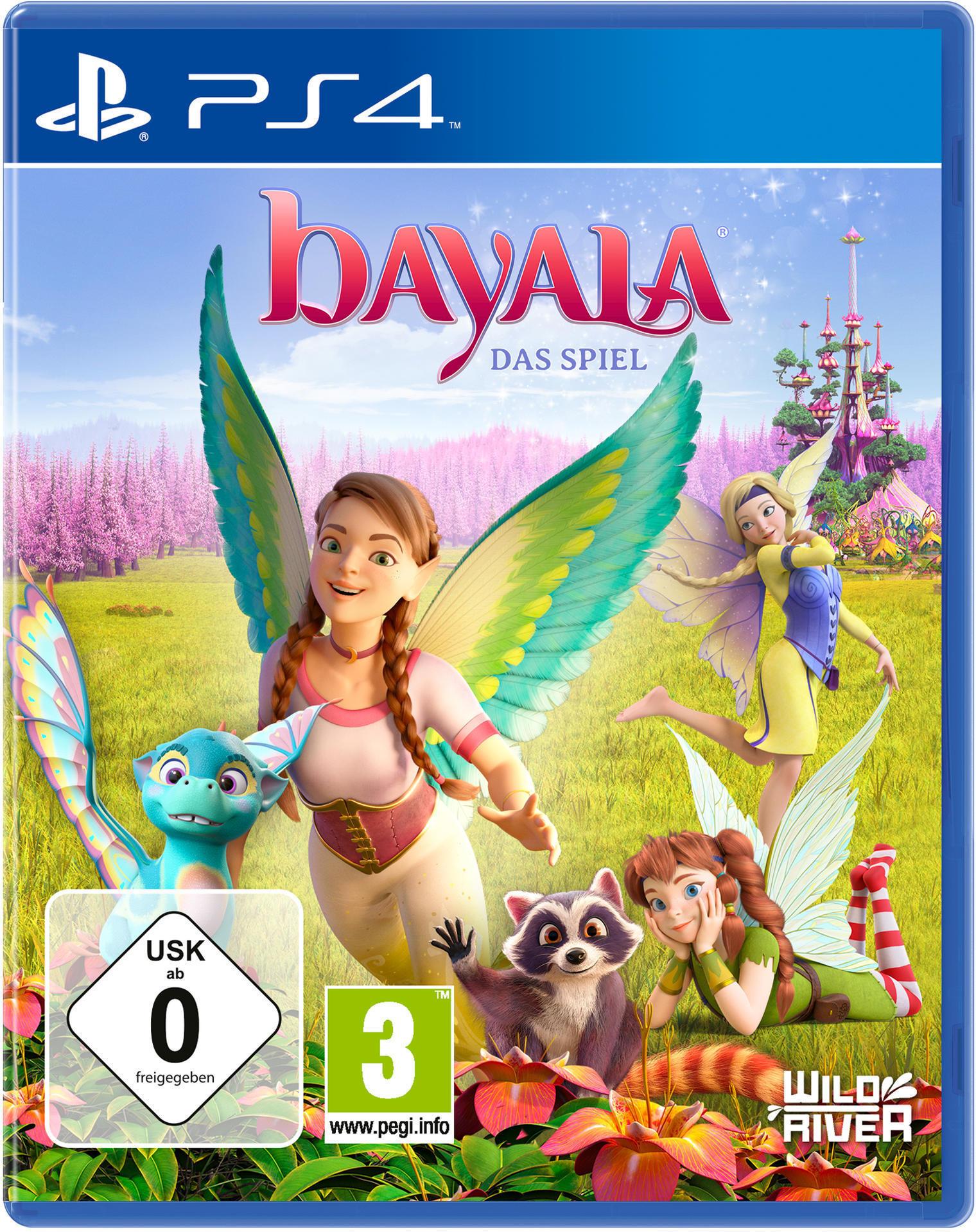 Bayala The Game (PlayStation 4) für 34,99 Euro