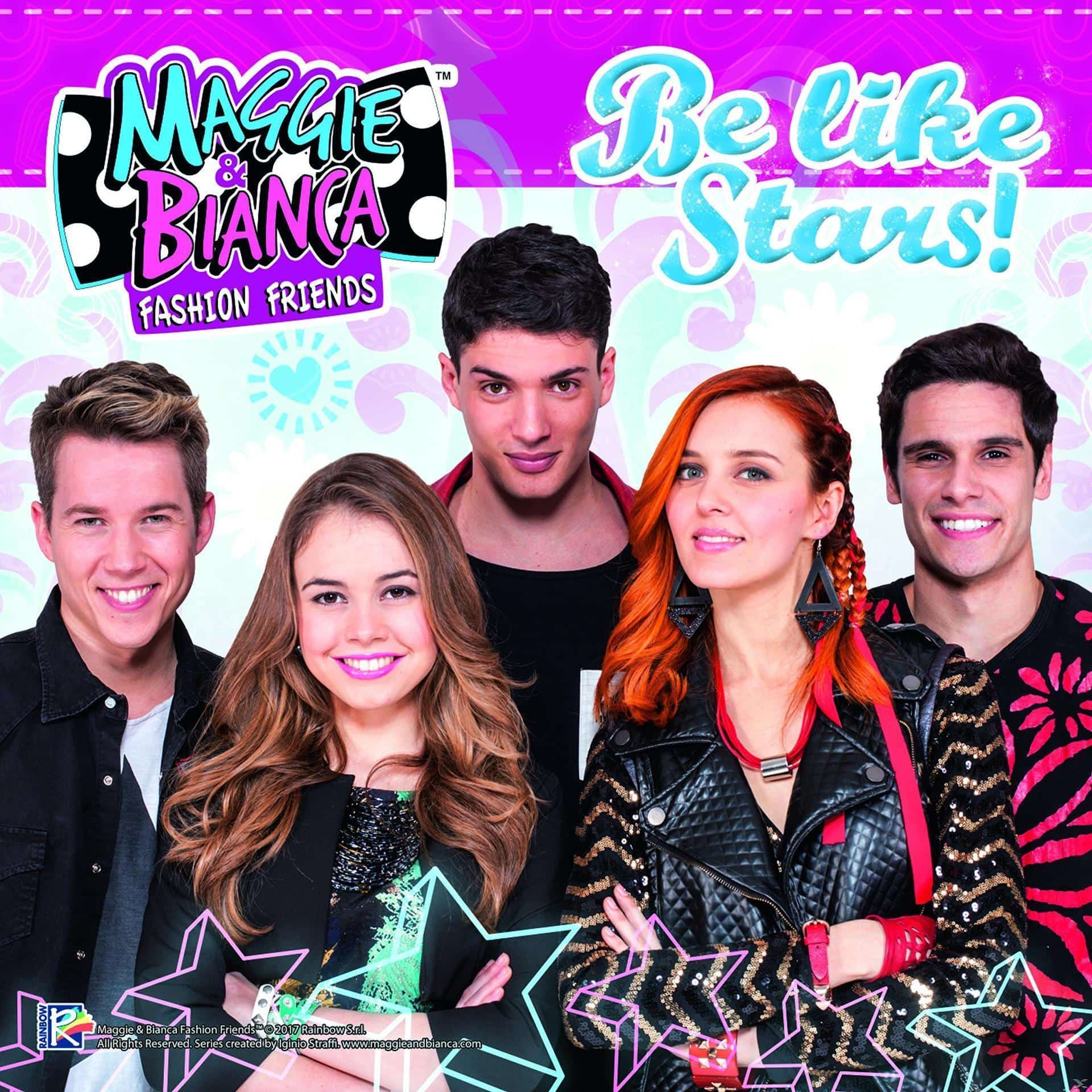 Be Like Stars! (Maggie & Bianca Fashion Friends) für 16,49 Euro