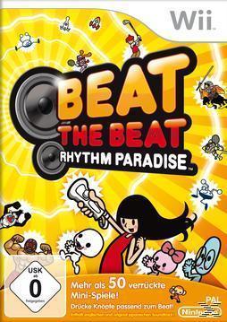 Beat the Beat: Rhythm Paradise (Nintendo WII) für 7,00 Euro