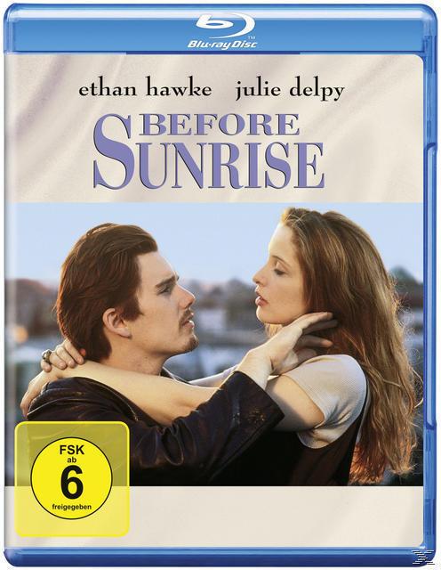 Before Sunrise: Zwischenstopp in Wien (BLU-RAY) für 9,99 Euro