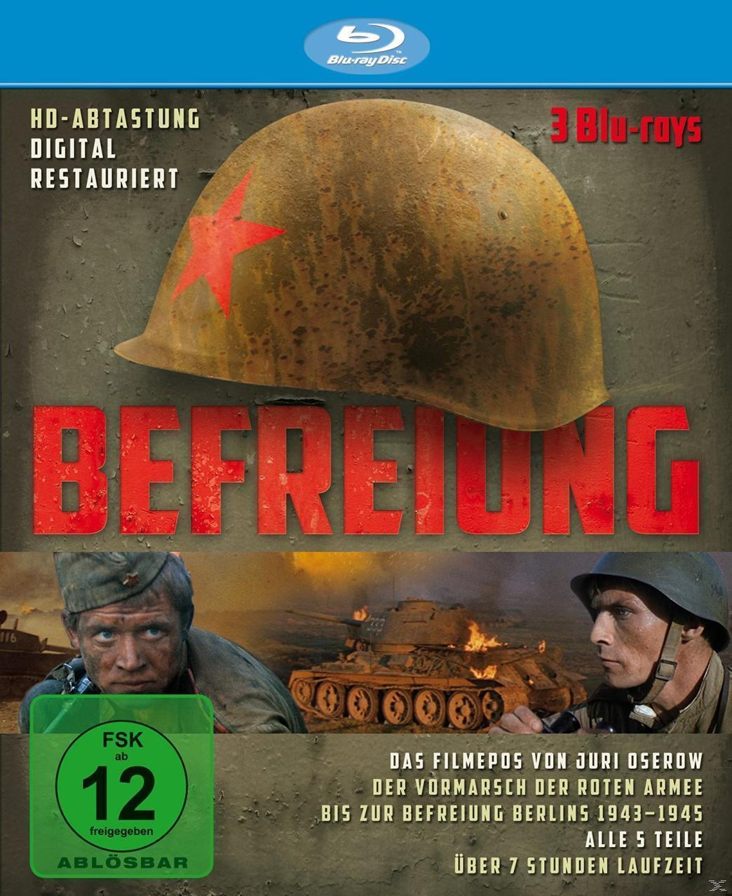Befreiung (BLU-RAY) für 47,00 Euro