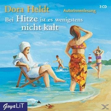Bei Hitze ist es wenigstens nicht kalt (CD(s)) für 8,49 Euro