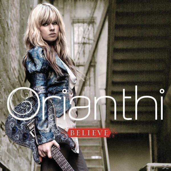 Believe (Orianthi) für 7,99 Euro
