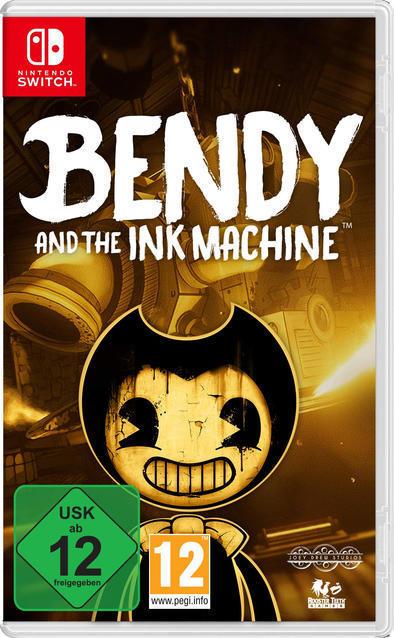 Bendy and the Ink Machine (Nintendo Switch) für 29,23 Euro