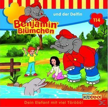 Benjamin Blümchen 114: ...und der Delfin (CD(s)) für 5,35 Euro