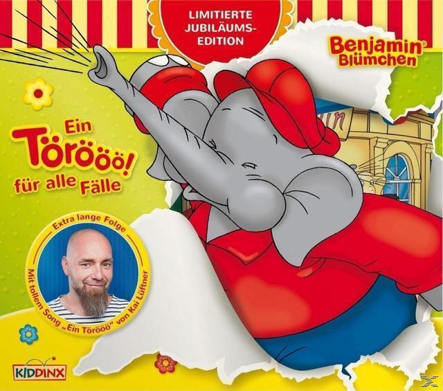 Benjamin Blümchen: Ein Törööö für alle Fälle (137) (CD(s)) für 5,49 Euro