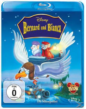 Bernard & Bianca - Die Mäusepolizei (BLU-RAY) für 16,99 Euro