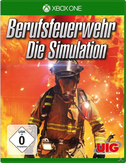 Berufsfeuerwehr - Die Simulation (Xbox One) für 29,00 Euro