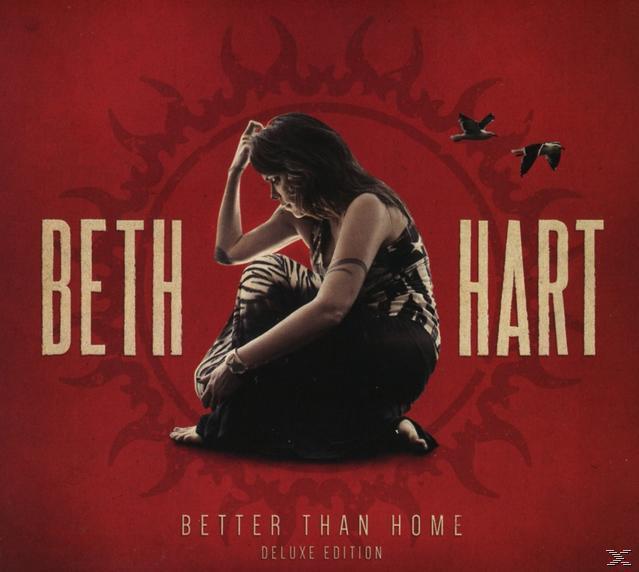 Better Than Home (Deluxe Edition/+Bonus Track) (Beth Hart) für 16,56 Euro
