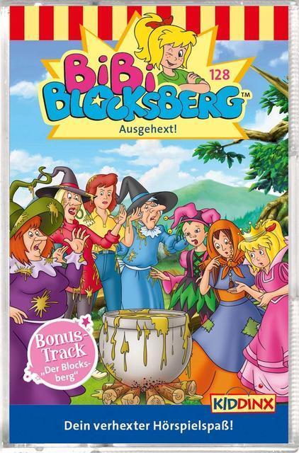 Bibi Blocksberg (128) - Ausgehext! (MC(s)) für 4,49 Euro