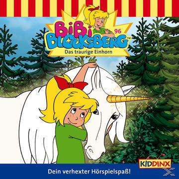 Bibi Blocksberg 96: Das traurige Einhorn (CD(s)) für 5,49 Euro