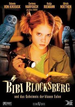 Bibi Blocksberg und das Geheimnis der blauen Eulen (DVD) für 9,49 Euro
