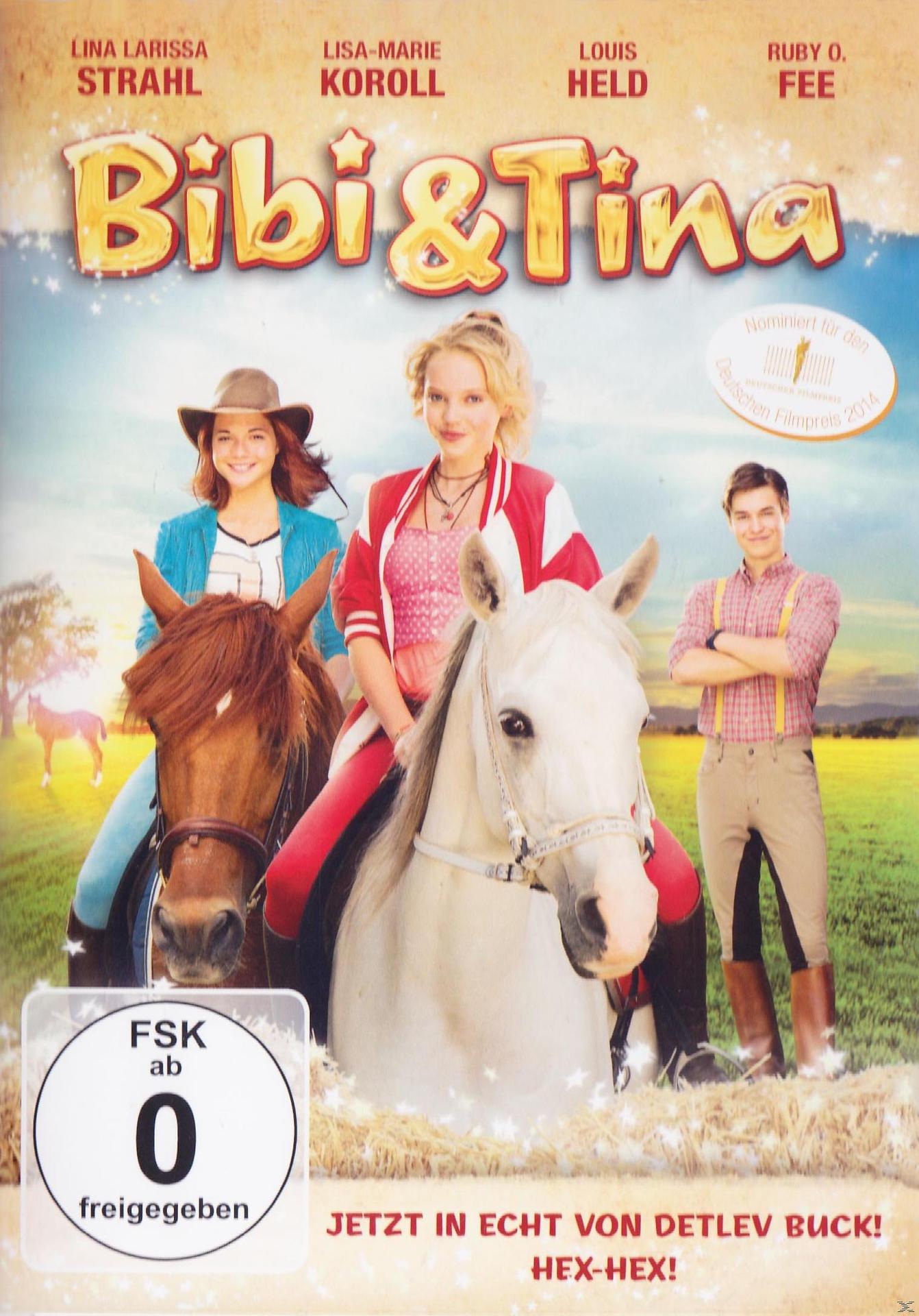 Bibi & Tina (DVD) für 12,99 Euro