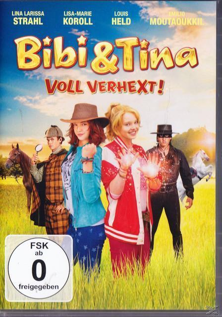 Bibi & Tina - Voll verhext! (DVD) für 12,66 Euro
