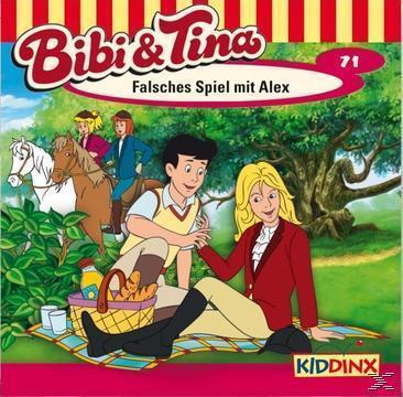 Bibi und Tina 71: Falsches Spiel mit Alex (CD(s)) für 5,49 Euro
