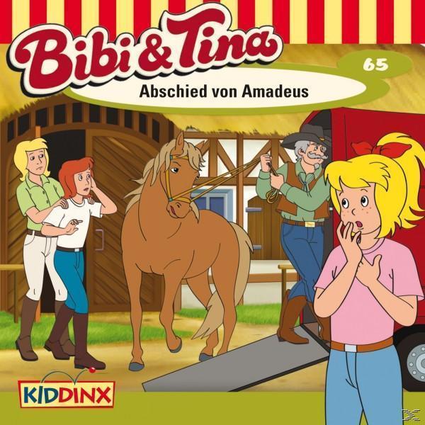 Bibi und Tina: Abschied von Amadeus (65) (CD(s)) für 5,49 Euro
