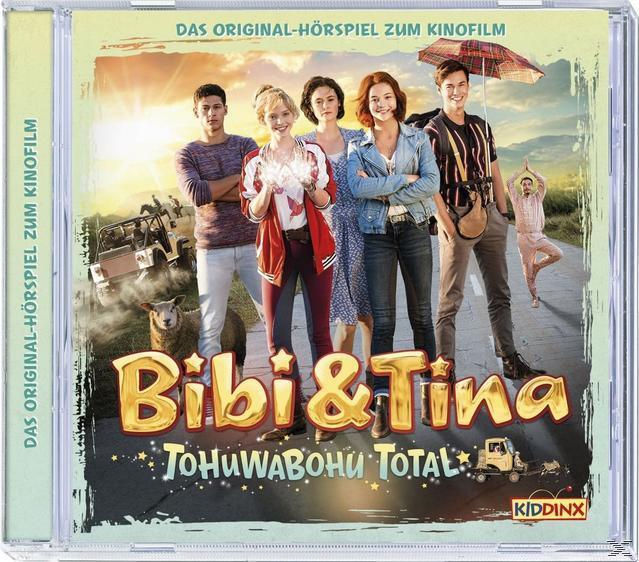 Bibi und Tina : Tohuwabohu total (CD(s)) für 5,49 Euro