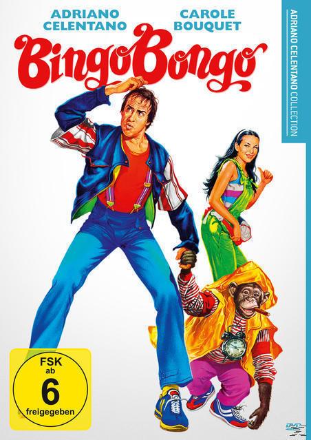 Bingo Bongo (DVD) für 9,74 Euro