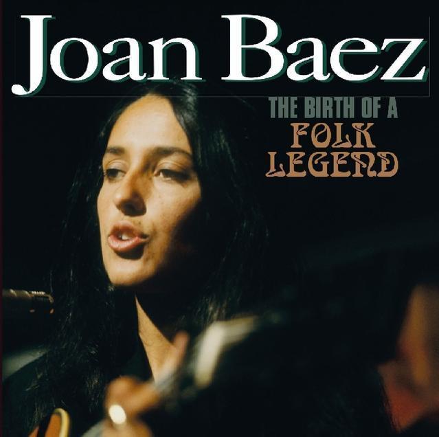 BIRTH OF A FOLK LEGEND (Joan Baez) für 6,49 Euro